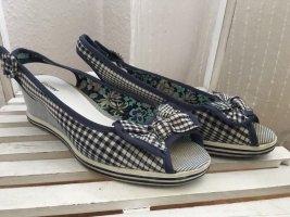 Damenschuhe Schuhe Keilsandalette Größe 42