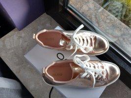 Aldo Lace-Up Sneaker nude-cream