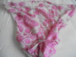 Neckerchief neon pink