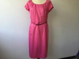 Daniel Hechter Kleid Etuikleid pink Gr. 40 Damen