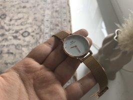 Daniel Wellington Horloge met metalen riempje veelkleurig