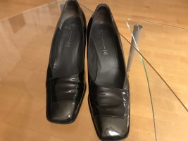 Peter Kaiser Loafers black leather