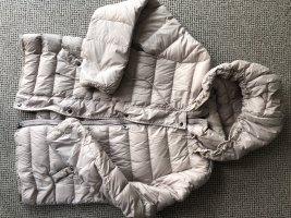 Daunen Jacke blassrosa von ZARA