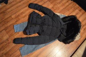 Daunen Jacke Gr. 36 von Zara