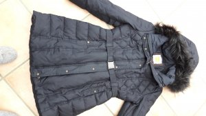 Boss Orange Down Coat dark blue