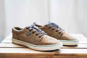 DC Sneaker Bristol LE, Braun, Größe 40.5