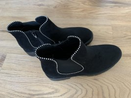 Deichmann Graceland Boots / Stiefeletten in schwarz