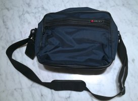 DELSEY Crossbody bag dark blue-black