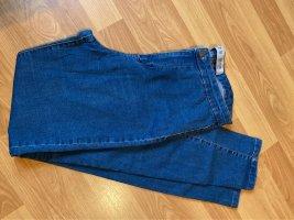 Denim Co. Pantalone a vita alta blu acciaio