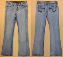 Denim Jeans, lang