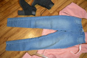 Denim Leggings blau Gr. 36 von Nakd neu