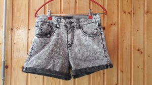 DENIM SHORTS || Tie-Dye || Grunge || Gr. 38