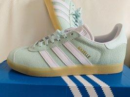 ~Der 90ies Hit-Schuh~ adidas origianals Gazelle~ Sneaker low~Gr. 40 2/3~ Icemint~Neu~