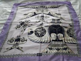 Patek Philippe und Ermenegildo Zegna Foulard en soie violet soie
