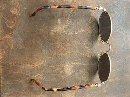 Lunettes brun-marron clair