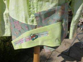 Liaison Tula Cinturón de tela multicolor