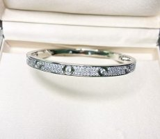 1 brand Bracelet silver-colored