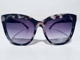 Circus by Sam Edelman Butterfly Glasses silver-colored-black acetate