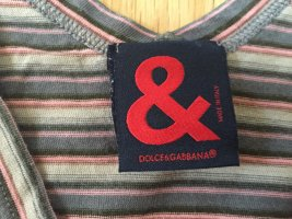 ## Designer ## Dolce&Gabbana original ## Shirt ## Streifen, Gr. S##