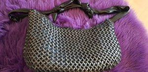 Designer Handtasche sondra Roberts squared London Kult silver grey hype 229 npr