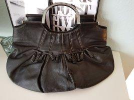 Designer-Handtasche von ANYA HINDMARCH schwarz, wie neu