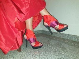 Designer High Heels Gr.38 WIE NEU !