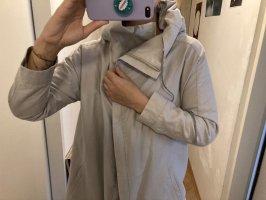 Anonyme Designers Parka lichtgrijs