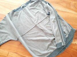 Monari Maglione di lana grigio