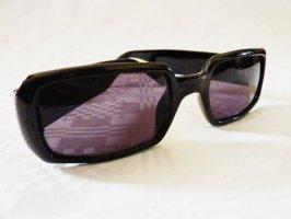 Apart Kwadratowe okulary przeciwsłoneczne czarny