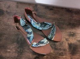 Desigual Outdoor Sandals multicolored leather