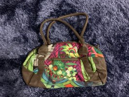 Desigual Handtasche mit Blumenmuster