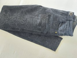Desigual Jeans slim fit grigio scuro-antracite