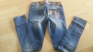 Desigual Jeans Hose Size 28 Neu