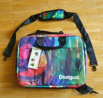 Desigual Laptop bag multicolored