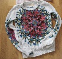 Desigual Sweter z dzianiny Wielokolorowy