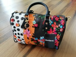Desigual Sac réversible multicolore