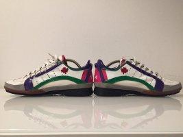 Desquared Design Sneaker Bunt Gr.40 Original 400€ Klassiker