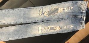 Destroyed Jeans Gr. 34 Zara