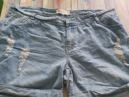 Destroyed Jeansshort