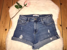 Destroyed Short von ZARA