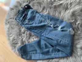 Destroyed Super Skinny Jeans