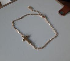 Cavigliera oro Metallo