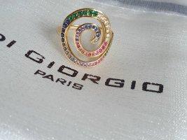 Di Giorgio Paris Ring Gr. 16,5 mm oder Gr. 52 925er Silber