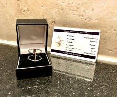 Diamant Ring, Goldring mit Diamanten, Revoni Goldring, NEU inkl. Zertifikat, 53 Gr.