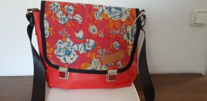 Fawwi Sac postier multicolore polyester