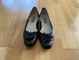 Dielmann Ballerinas, schwarz, 36