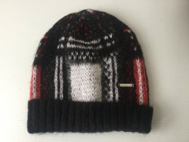 Diesel Knitted Hat multicolored mohair