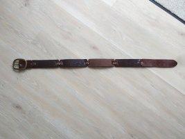 Diesel Belt dark brown