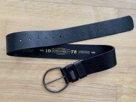 Diesel Waist Belt black