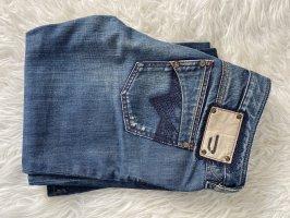 Diesel Pantalón de cinco bolsillos azul